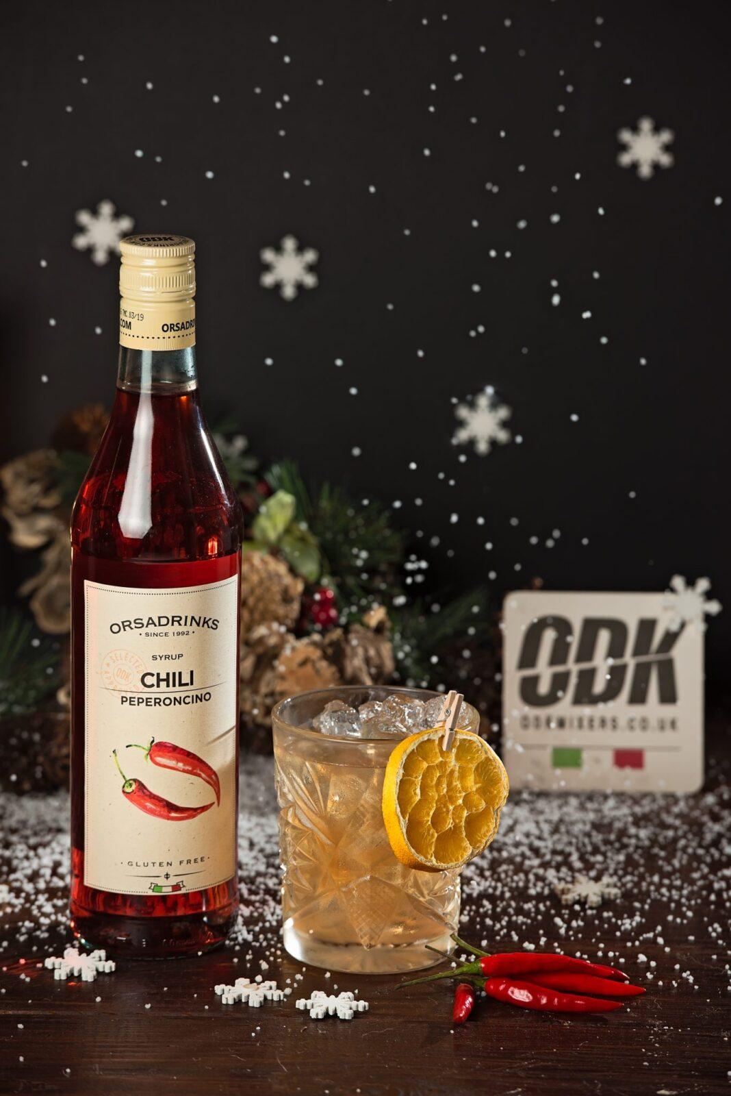 Christmas drinks, Santa's Little Helper