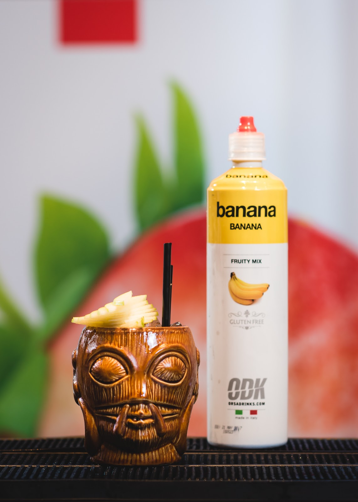 banana cocktail puree
