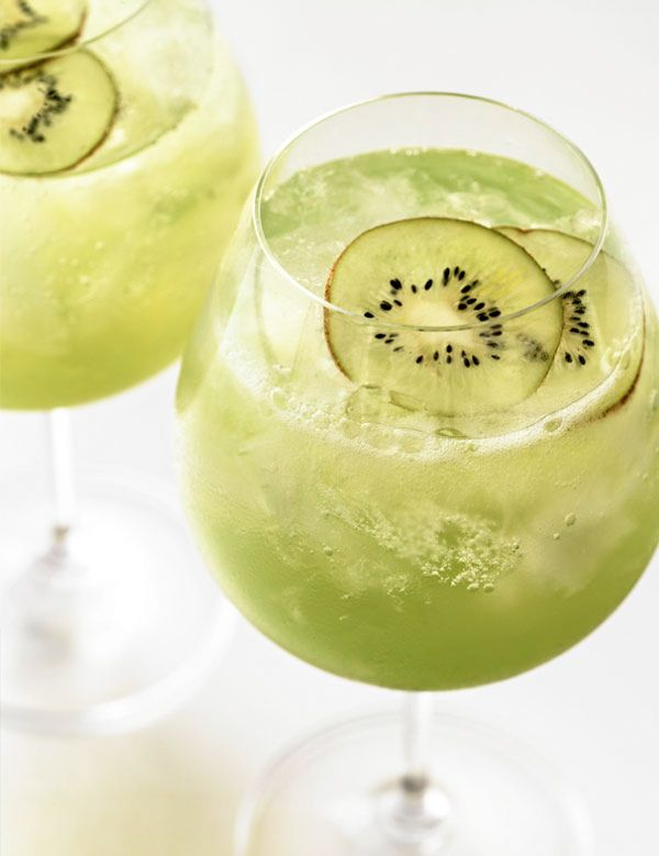 kiwi fruit puree