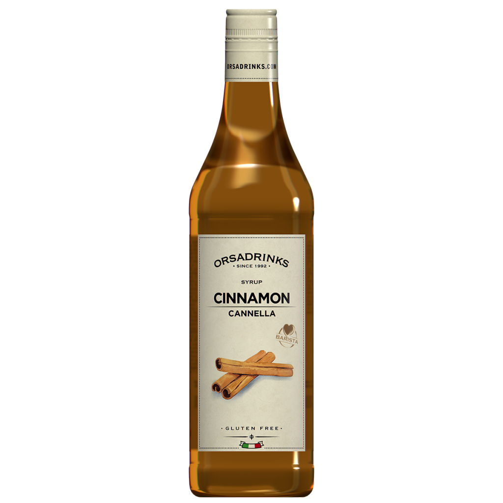 ODK Cinnamon-Syrup photo