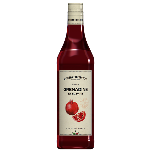 ODK Grenadine-Syrup.png photo